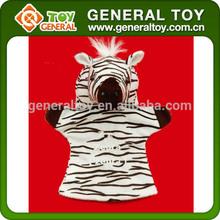 Kids Plush Toy Animal Horse Type Hand Puppet