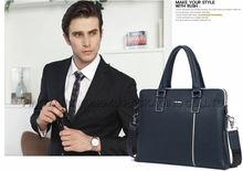 2014 hottest men genuine leather handbags wholesale handbags waterproof messenger bag