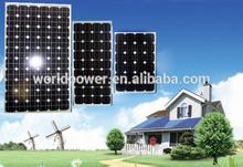 12V 18V 30W 50W 100W 200W 240W Solar Panels With MCS UL TUV CE Certificate