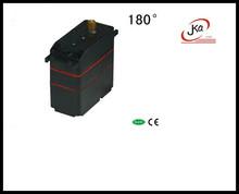 RC model hot sell rotation range180 degree robot servo