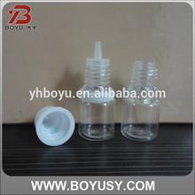 eye drops plastic bottle 5ml child proof tamper cap