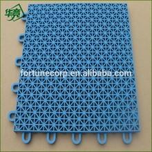 PVC Vinyl/Plastic Basketball Outdoor Sports Flooring