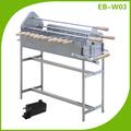 Eb-w03 cosbao açoinoxidável elétrica grill rotativo