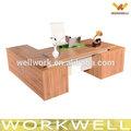 Workwell executivo de escritório de madeira Kw-Z13