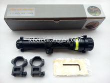 tactical Fiber Hunting Riflescope 1.5-6X24 fiber