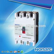 NOM1 250A circuit breakers mccb,cm1 circuit breaker 3P