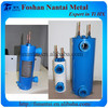 Air to Water Shell Tube Heat Exchanger Condenser Evaporator