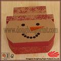 แฟนซีทำด้วยมือการออกแบบกล่องของขวัญกระดาษแข็งที่ผลิตในประเทศจีนdh1004#