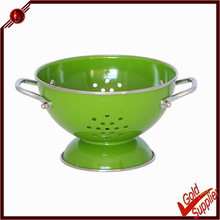 Direct wholesale from China kitchen safe plastic fruit basket oil painting