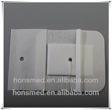 HOT 6*7cm Iv catheters dressing Fixed tube