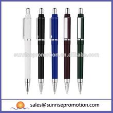2012 Wholesale Plastic Logo Pen Promotion