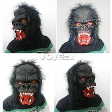 Horror Orangutan Mask for Masquerade Party Halloween Mask Cosplay Mask Latex