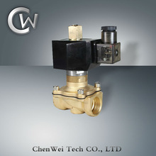 2WK Series Normally open 24v solenoid valve for water