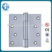 Korean Standard pearl nickel finish ball bearing door Hinges 3 Knuckles hinges
