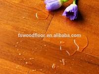 waterproof hardwood flooring - Asian Teak