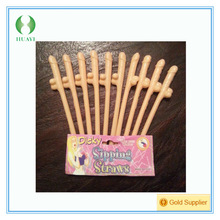 China Supplier Factory Price Hen Party Straw/Party Straw/ Sexy Willy Straw For Hen Night Games