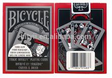 Bicycle Brand Poker Playing Cards - Tragic Royalty
