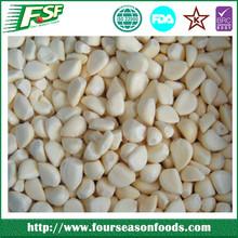 Frozen/IQF garlic segments 2014 new crop ,chinese frozen vegetables