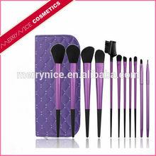 Convenient makeup brush sets,popular makeup brush,personalized makeup brush set