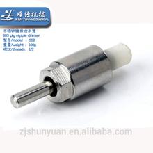 Tetinas alimentadores automáticos para porcos SY-502 bebedor tigela de água no