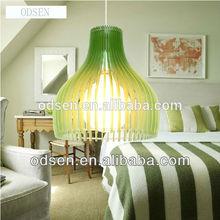 modern acrylic chandelier light for dinning room
