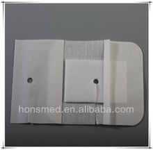 non-woven medical wound burn dressing/medical wound dressing material