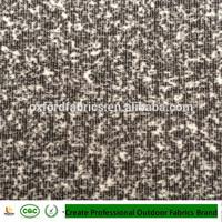 100% poly printed interlock fabric