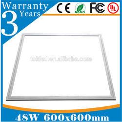 Hot sales ultra thin led panel light aluminum frame