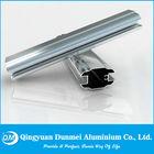 Sliding doors and window aluminium hollow section