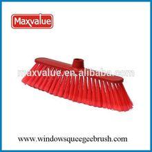 plastic long handle floor brush