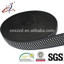 Round Dot Silicone Elastic Band