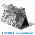 leopard leather case for ipad air