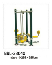 outdoor training aids for residential community green materials factory wholesale