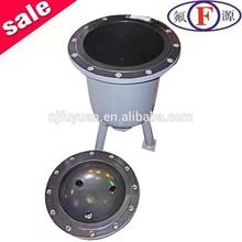 PTFE/PFA/ETFE/ECTFE coating vessels