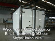 Truck Body Cargo Van Body