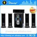 安い5.1chのホームシアタースピーカーシステム、 ホームシアターのスピーカー、 家庭用スピーカー