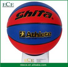 brand name promotional soft pu size 7 customized basketball manufacturer