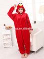 Moins cher adulte Animal Onesie cookie monster pyjamas cartoon cosplay sleeperware