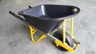Metral heavy duty large wheel barrow