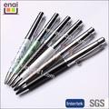 Metal estilo renascentista canetas esferográficas