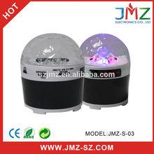 Mini vibration audio speaker dwarf 360 omni direct