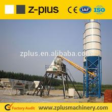 Engineers Team HZS50 OEM Cconcrete Mixing Plant Price