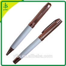 JD-C1208 2014 new rose gold gift roller ball pen