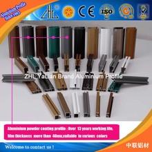 hot sale! powder coating aluminium profiles factory/manufacturer,powder coat aluminium extrusion profiles offering,OEM
