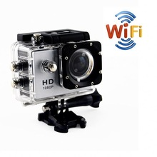 excited news!HDKing finish 5000pcs first production wifi sj4000 outdoor sport camera can be shipping without any delay