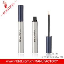 2014 New silver eyelash enhancer bottle