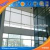 Good! High quality curtain wall aluminum profile supplier/aluminum partition wall supplier, balck/sliver aluminum curtain wall