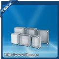 Invólucro de plástico manufatura profissional- grande caixa de interruptor com tecnologia avançada/ce impermeável