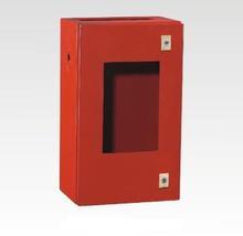 Plexiglass door wall mount enclosure with advanced technology/sheet steel/waterproof/dustproof
