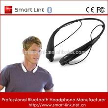 Fashional alpine car audio headphones wireless bluetooth with Hi-Fi Audio tone ultra hbs800